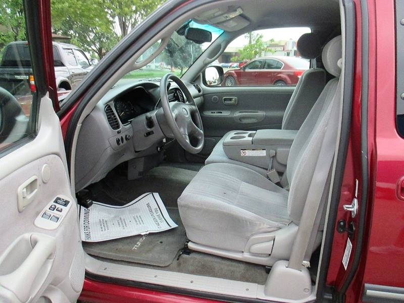 2002 Toyota Tundra for sale at LEGACY AUTO SALES in Boise ID