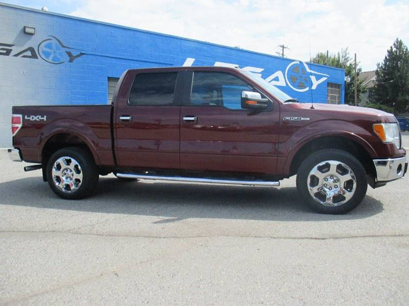 2010 Ford F-150 for sale at LEGACY AUTO SALES in Boise ID