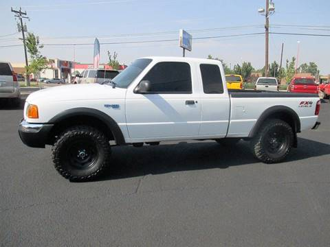 2003 Ford Ranger for sale at LEGACY AUTO SALES in Boise ID