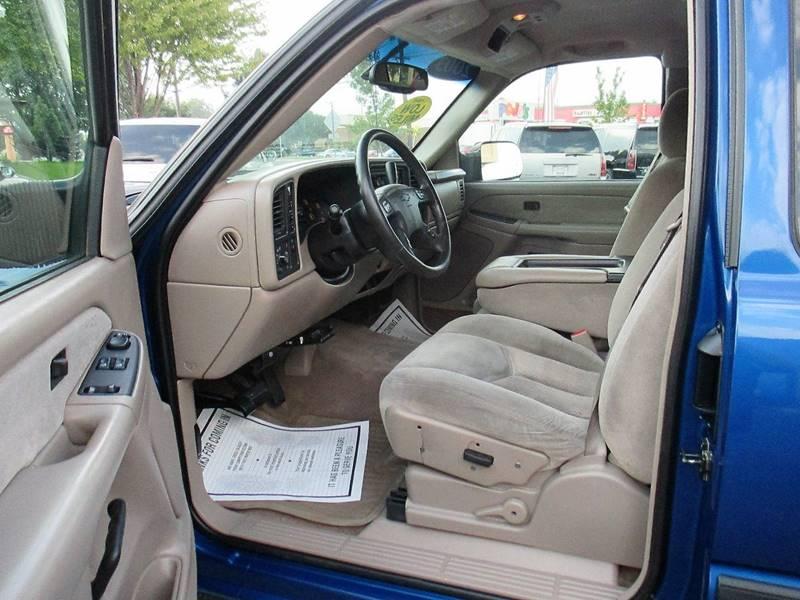 2003 Chevrolet Silverado 2500HD for sale at LEGACY AUTO SALES in Boise ID