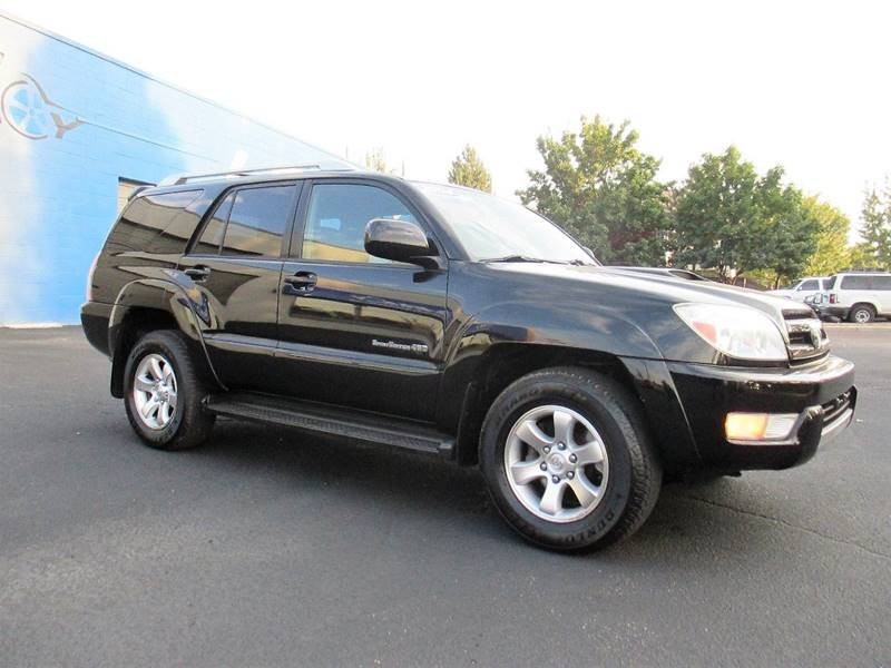 2004 Toyota 4Runner for sale at LEGACY AUTO SALES in Boise ID