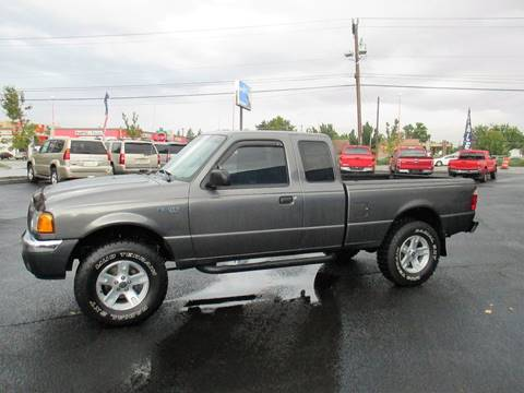 2004 Ford Ranger for sale at LEGACY AUTO SALES in Boise ID