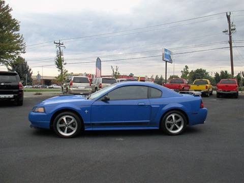 2003 Ford Mustang for sale at LEGACY AUTO SALES in Boise ID