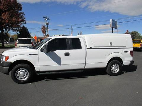 2012 Ford F-150 for sale at LEGACY AUTO SALES in Boise ID