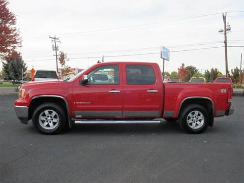2009 GMC Sierra 1500 for sale at LEGACY AUTO SALES in Boise ID