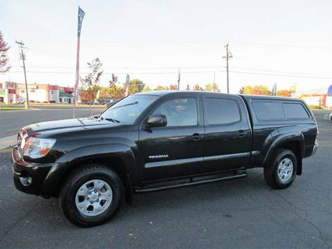 2010 Toyota Tacoma for sale at LEGACY AUTO SALES in Boise ID