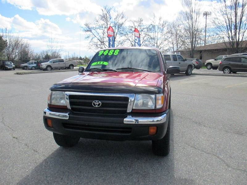 1998 Toyota Tacoma for sale at LEGACY AUTO SALES in Boise ID