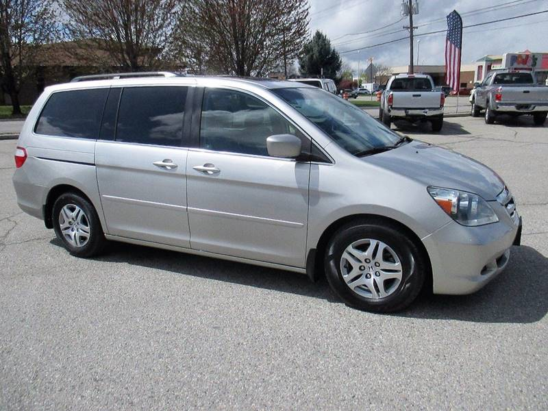 2007 Honda Odyssey for sale at LEGACY AUTO SALES in Boise ID