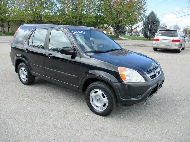2004 Honda CR-V for sale at LEGACY AUTO SALES in Boise ID