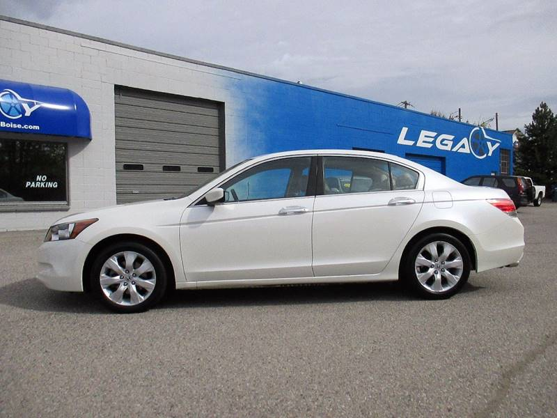 2010 Honda Accord for sale at LEGACY AUTO SALES in Boise ID