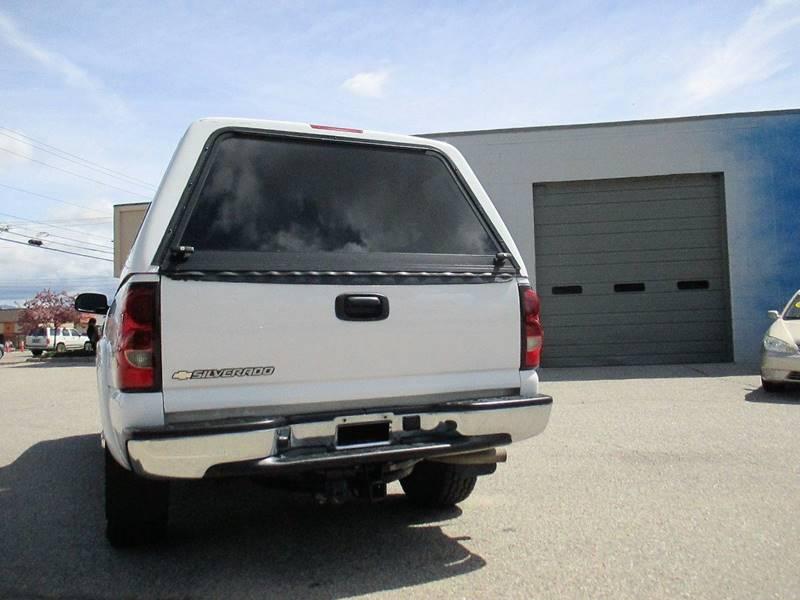2007 Chevrolet Silverado 1500 Classic for sale at LEGACY AUTO SALES in Boise ID