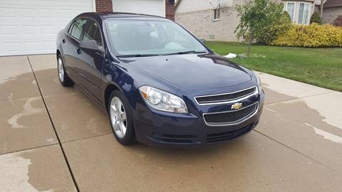 2011 Chevrolet Malibu for sale in Monroe, MI