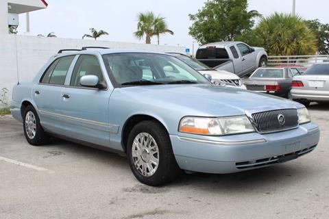 2005 Mercury Grand Marquis for sale in Miami, FL