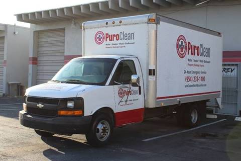 2007 Chevrolet Express Cutaway for sale in Miami, FL