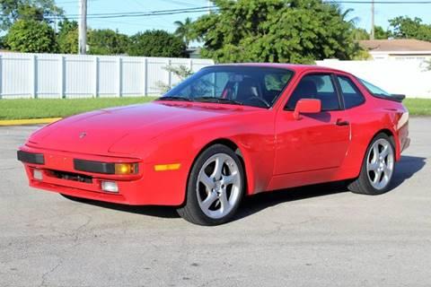 1987 Porsche 944 for sale in Miami, FL