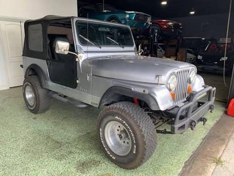 1985 Jeep CJ-7 for sale in Miami, FL