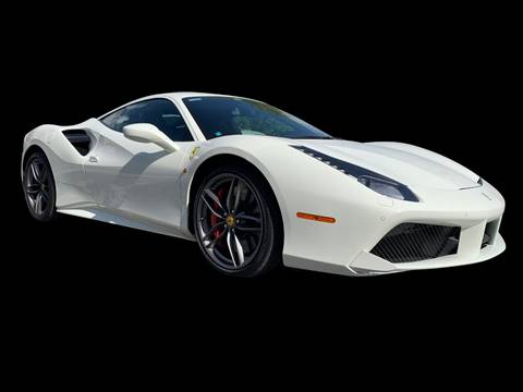 2018 Ferrari 488 GTB for sale in North Miami, FL