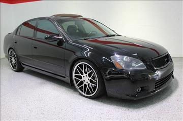 2006 Nissan Altima for sale in Davie, FL