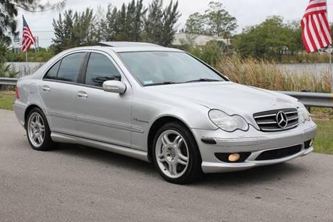 2002 Mercedes-Benz C-Class for sale in Davie, FL