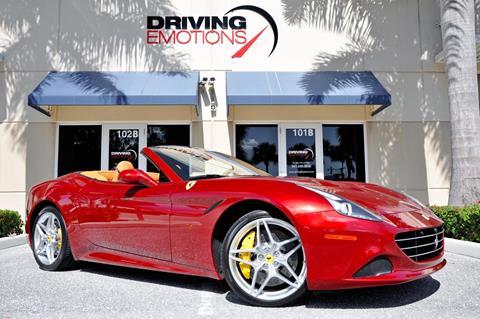 2015 Ferrari California T for sale in Lake Park, FL