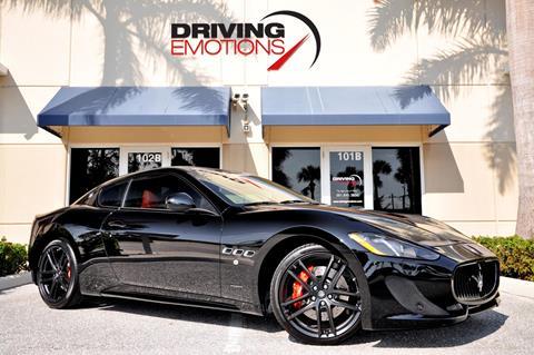 2017 Maserati GranTurismo for sale in Lake Park, FL