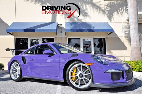2016 Porsche 911 for sale in Lake Park, FL