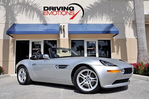 2001 BMW Z8 for sale in Lake Park, FL