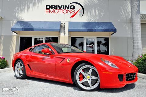 2010 Ferrari 599 GTB Fiorano for sale in Lake Park, FL