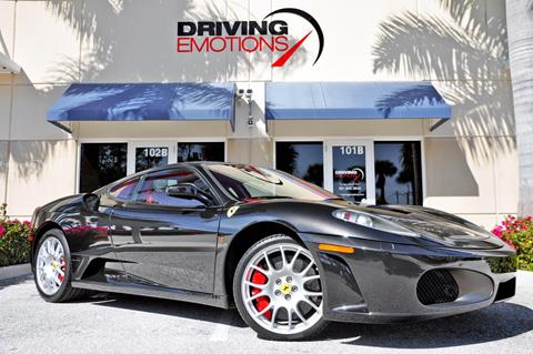 2008 Ferrari F430 for sale in Lake Park, FL