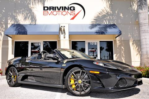 2009 Ferrari 430 Scuderia Spider for sale in Lake Park, FL