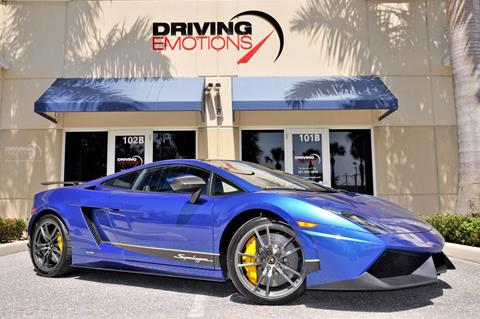 2013 Lamborghini Gallardo for sale in Lake Park, FL