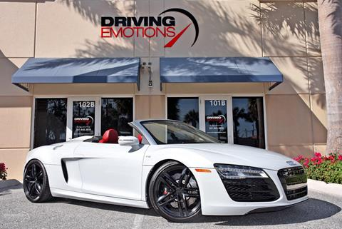 Used 2014 Audi R8 For Sale Carsforsale Com 174