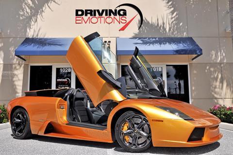 2005 Lamborghini Murcielago for sale in Lake Park, FL