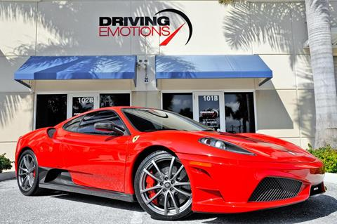 2009 Ferrari 430 Scuderia for sale in Lake Park, FL