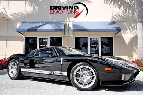 2006 Ford GT for sale in Lake Park, FL