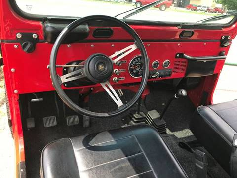 1980 Jeep CJ-7 for sale in Mcgregor, TX