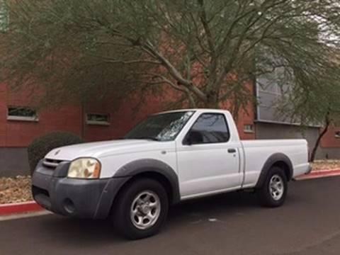2001 Nissan Frontier for sale in Phoenix, AZ