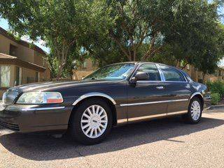2005 Lincoln Town Car for sale in Phoenix, AZ