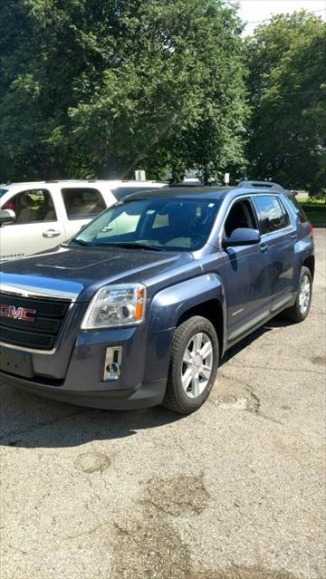 2013 GMC Terrain for sale at Sam's Used Cars in Zanesville OH