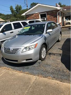 2007 Toyota Camry for sale at Sam's Used Cars in Zanesville OH