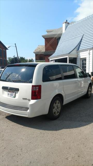 2010 Dodge Grand Caravan for sale at Sam's Used Cars in Zanesville OH