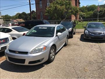 2010 Chevrolet Impala for sale at Sam's Used Cars in Zanesville OH