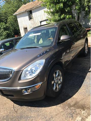 2010 Buick Enclave for sale at Sam's Used Cars in Zanesville OH