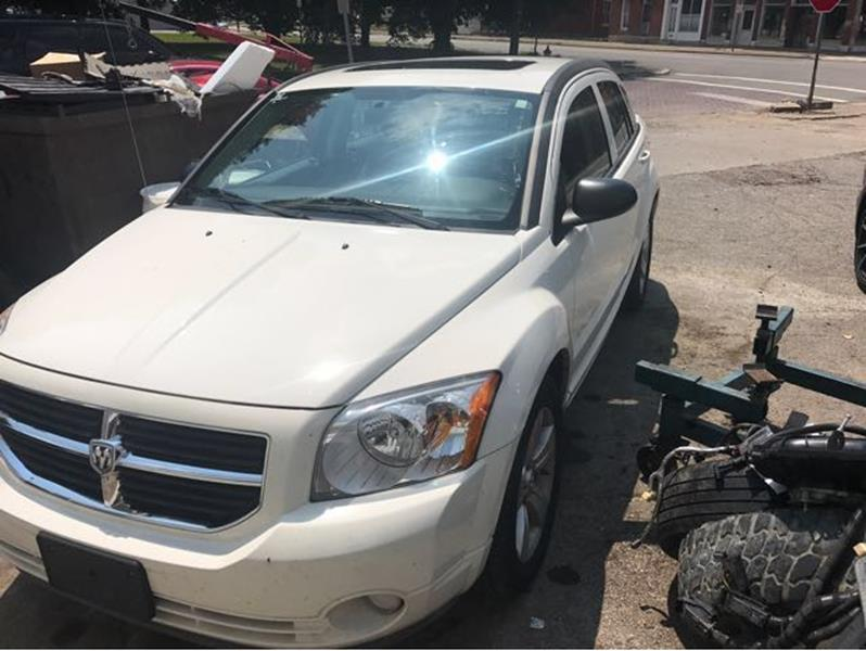2010 Dodge Caliber for sale at Sam's Used Cars in Zanesville OH