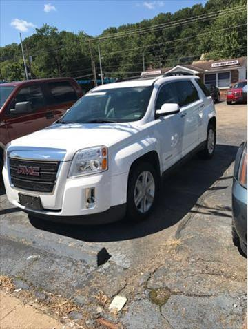 2010 GMC Terrain for sale at Sam's Used Cars in Zanesville OH