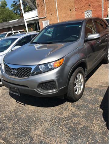 2012 Kia Sorento for sale at Sam's Used Cars in Zanesville OH