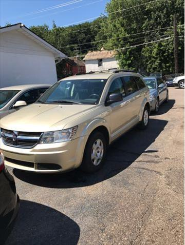 2010 Dodge Journey for sale at Sam's Used Cars in Zanesville OH