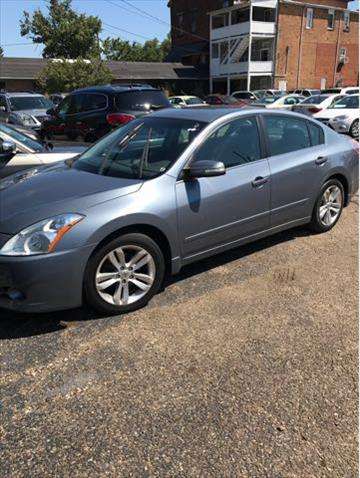 2011 Nissan Altima for sale at Sam's Used Cars in Zanesville OH