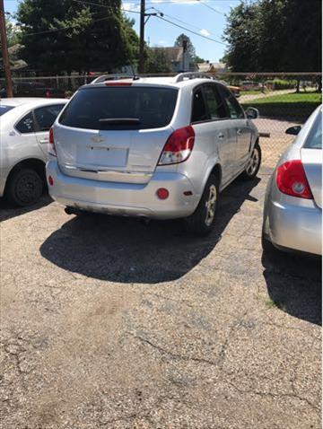 2012 Chevrolet Captiva Sport for sale at Sam's Used Cars in Zanesville OH