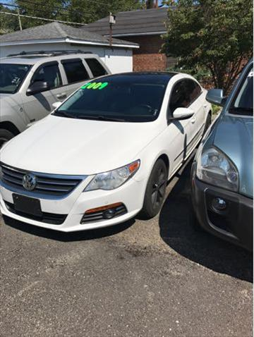 2009 Volkswagen CC for sale at Sam's Used Cars in Zanesville OH